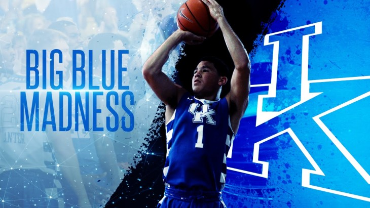 Kentucky Wildcats Mens Basketball