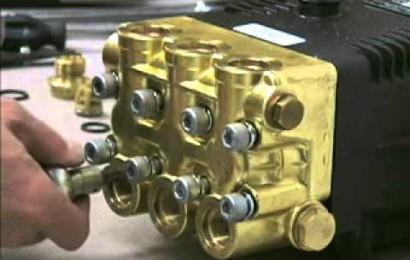 high pressure motor repair